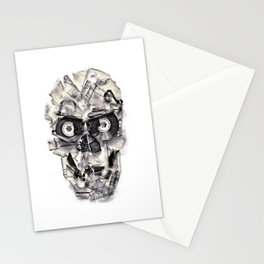 Home Taping Is Dead Stationery Cards
