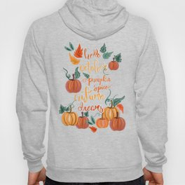 Hello October Hoody