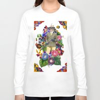 feminist Long Sleeve T-shirts featuring Feminist by Samwise