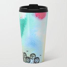 Abstract 1 Travel Mug