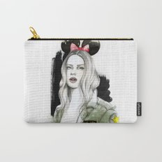Army Girl Carry-All Pouch