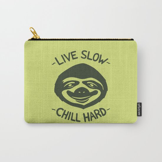 THE SLOW LIFE Carry-All Pouch