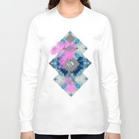blues Long Sleeve T-shirts featuring BLUES by Love &Ink