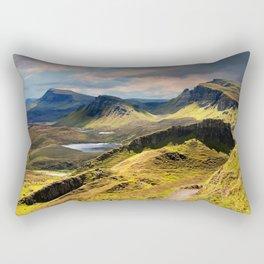 The Quirang Rectangular Pillow