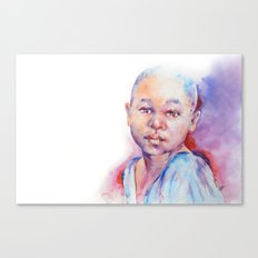 Why . . .  Canvas Print