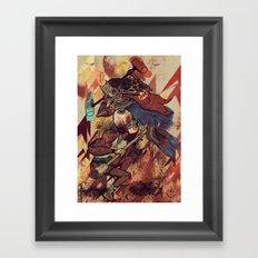 Pancanacerta Framed Art Print