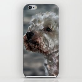 Westie Love iPhone Skin