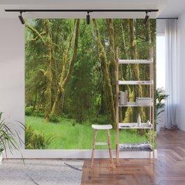 Lush Rain Forest Wall Mural