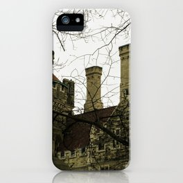 moody - Casa Loma iPhone Case