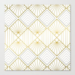 Art DECO - Mix & Match with Simplicity of Life Canvas Print