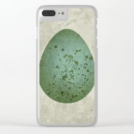 Egg Clear iPhone Case