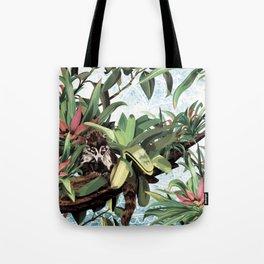 Ring tailed Coati Tote Bag