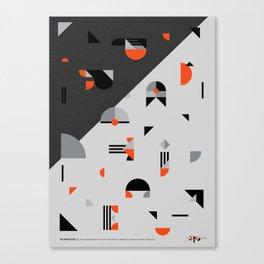 Practice Canvas Print