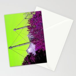 Architectural Shapes #9 Stationery Cards