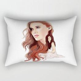 my best friend... Rectangular Pillow