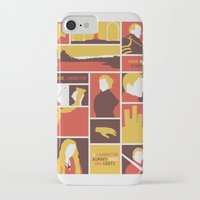 lannister iPhone & iPod Cases featuring House Lannister by Jack Howse