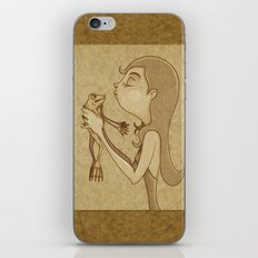 Beso3 iPhone & iPod Skin