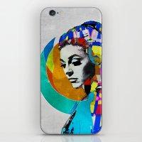 pop art iPhone & iPod Skins featuring Pop by Steve W Schwartz Art