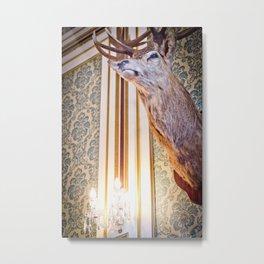 The Royal Stag Metal Print