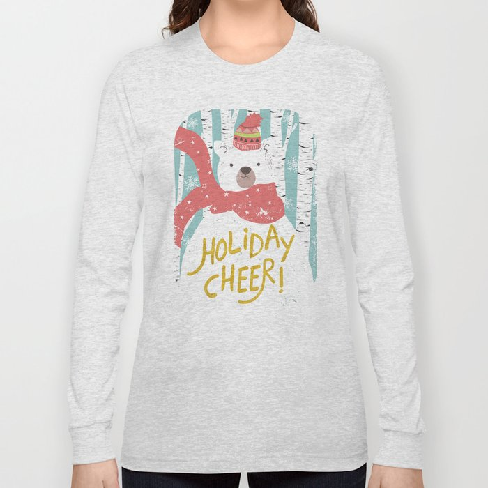 Merry Christmas 01 Long Sleeve T-shirt