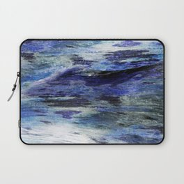 Watered Wood Impression Laptop Sleeve