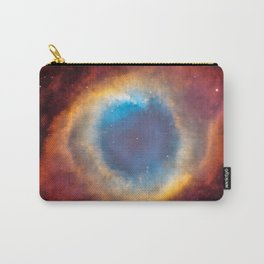 Helix Nebula, NGC 7293 Carry-All Pouch