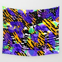 Little Tiger Wall Tapestry