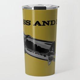 Brass and Fire Pressure Stove Travel Mug