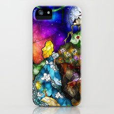 Wonderland (Once Upon A Time Series) iPhone (5, 5s) Slim Case