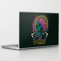 sons of anarchy Laptop & iPad Skins featuring Anarchy by Tshirt-Factory