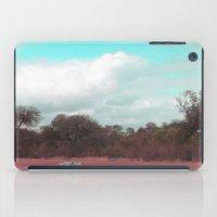 sofa iPad Cases featuring Sofa Solitude by KClark Photography