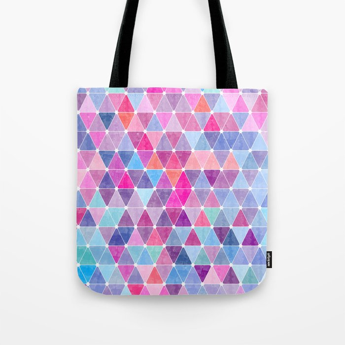Lovely geometric Pattern Tote Bag
