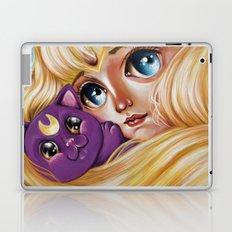 Sailor Moon and Luna Laptop & iPad Skin