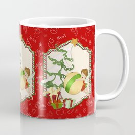 Fairy Merry Christmas Coffee Mug