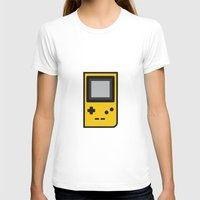 gameboy T-shirts featuring Gameboy by Andrea Ramirez
