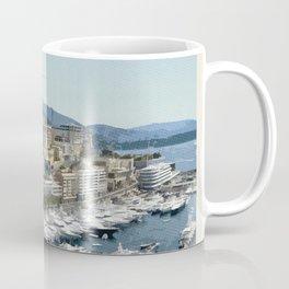 Visit Monaco Coffee Mug