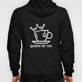 Queen Of Tea Hoody