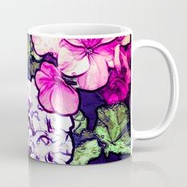 Pink Geraniums, Goddess Energy Coffee Mug