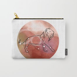 Leo horoscope sign constellation Carry-All Pouch