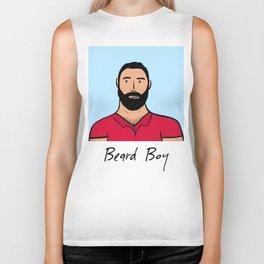 Beard Boy: Rafa Biker Tank