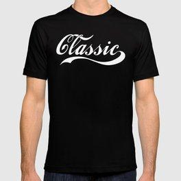Classic blanco T-shirt