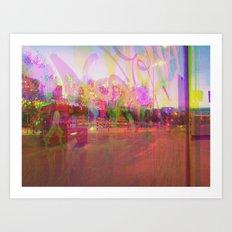 Multiplicitous extrapolatable characterization. 06 Art Print