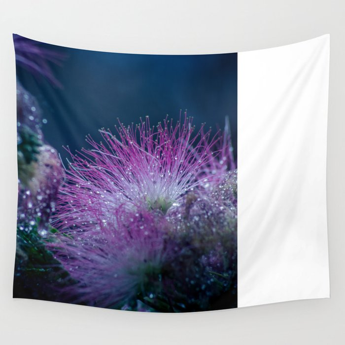 Drops Wall Tapestry