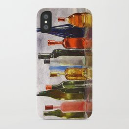 Bottles, oh Bottles! iPhone Case