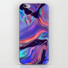 untitled abstract iPhone Skin
