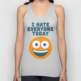 Loathe Is the Answer Unisex Tank Top