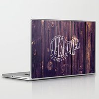 nashville Laptop & iPad Skins featuring Nashville by Grant Fisher