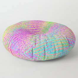The Incident at The Highlighter Factory Floor Pillow