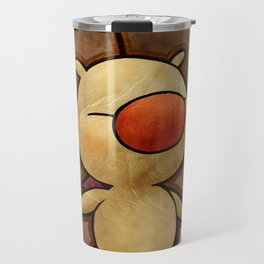 Kupo - Moogle Travel Mug