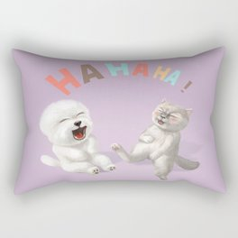 Happy Together Rectangular Pillow